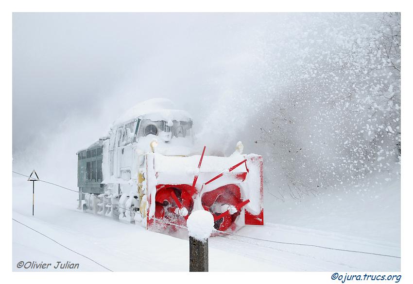 Retour du chasse-neige CN3 Beilhack le 15/02/2013. Ligne des hirondelles. 20130215151105-d22d7e10